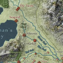 Interactive Map Of Westeros Interactive Game of Thrones Map with Spoilers Control